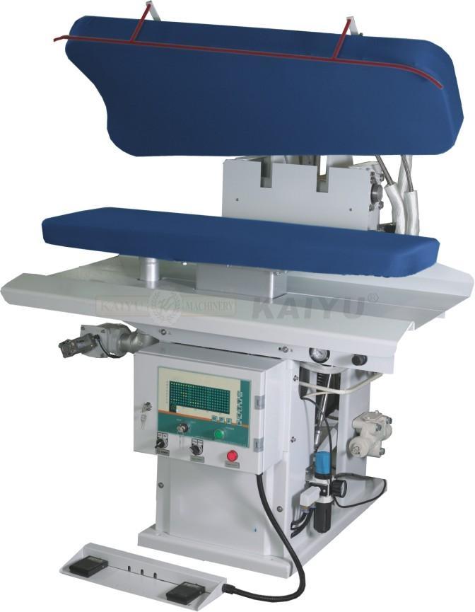 machine pressing